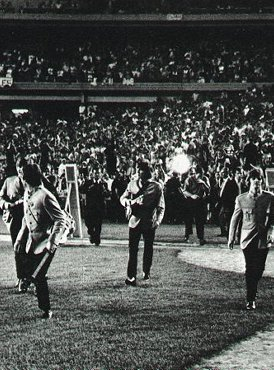 The Beatles at Shea